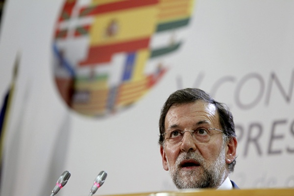 V CONFERENCIA DE PRESIDENTES / RUEDA DE PRENSA RAJOY