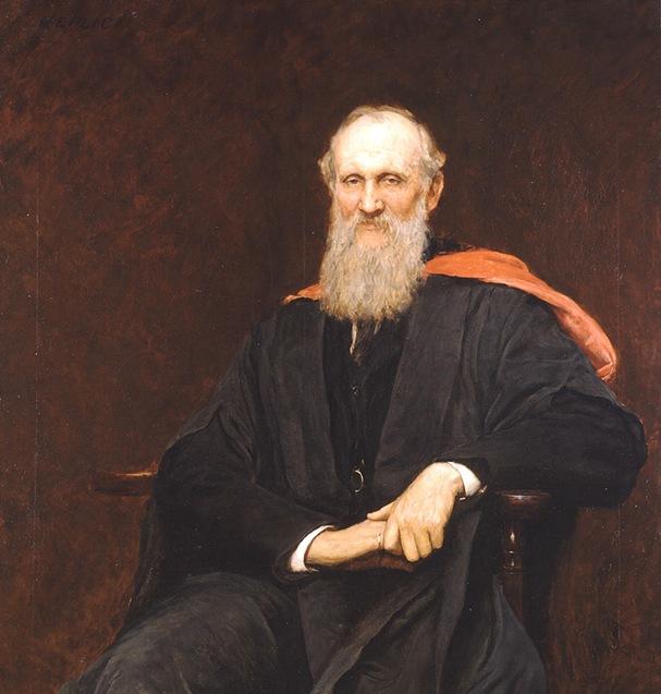 WILLIAM THOMPSON KELVIN