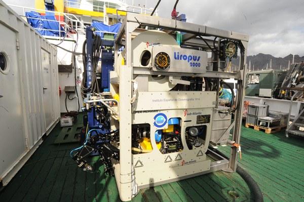 jg presentacion del nuevo buque oceanografico