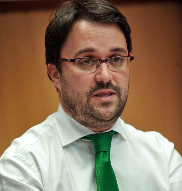 ASIER ANTONA SECRETARIO GENERAL DEL PP CANARIAS
