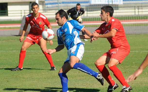 CD MARINO - CF FUENLABRADA