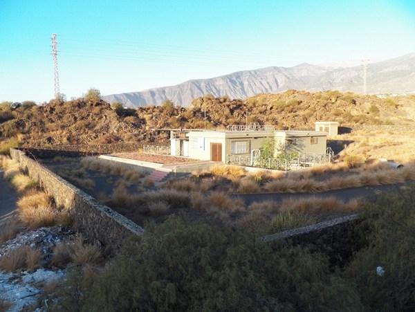 estacion depuradora de aguas residuales del valle de güímar, sin terminar.JPG