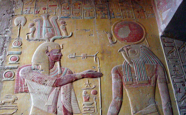 Egipto planetas y estrellas