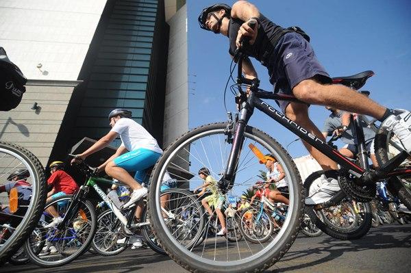 Fiesta de la Bicicleta cumple su XXXIII edición.