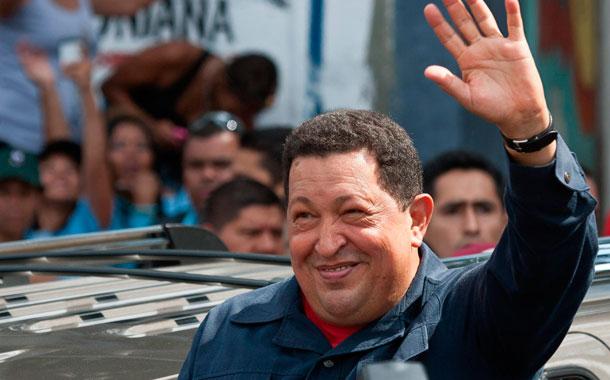 Hugo Chávez - Elecciones 2012