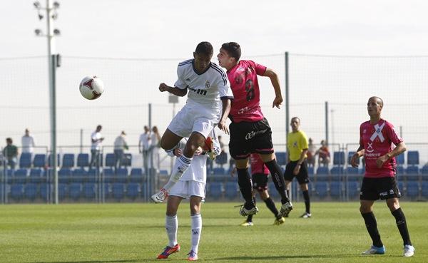 Real Madrid C - CD Tenerife