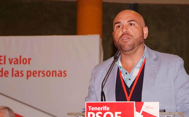 Marcos González - PSOE Puerto de la Cruz