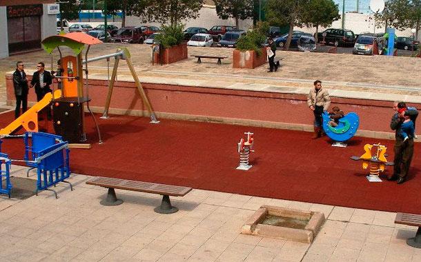 Iuc propone adaptar los parques infantiles de puerto de la - Parques infantiles en santa cruz de tenerife ...