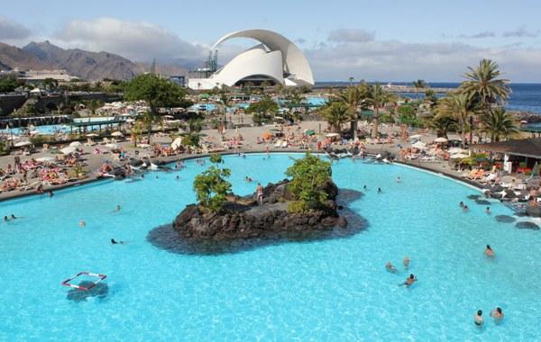 El Parque Marítimo de Santa Cruz aumenta su oferta de actividades. | DA