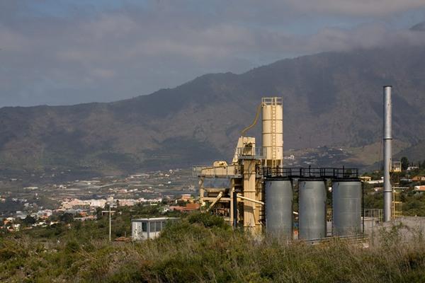 polígono industrial Los Llanos