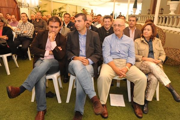 jg asamblea del PP en la laguna 2012