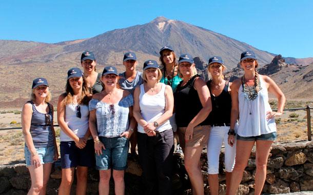 Promoción turismo de lujo Tenerife