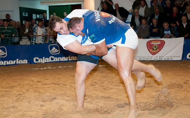 Luchada Rápido de Ravelo - Victoria
