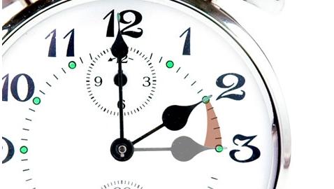 reloj cambio hora invierno