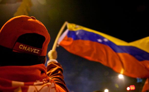 Seguidores Hugo Chávez - Elecciones 2012