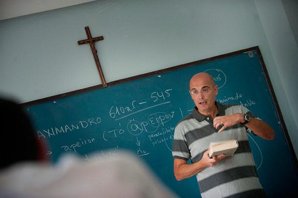 Seminario Diocesano de La Laguna