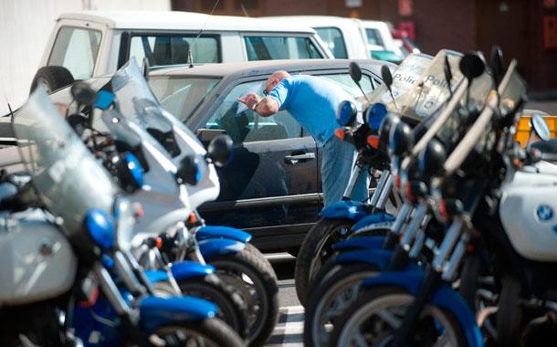 Subasta vehículos Ayuntamiento Santa Cruz