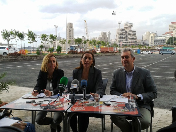 Cristina Tavio, Ana Zurita y  Oscar García 271112.jpg