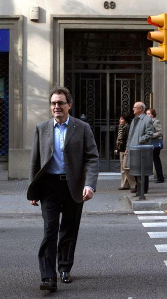 Artur Mas-Voto 25N