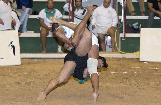 Benchomo - Lucha Canaria