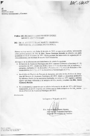 CERTIFICADO EXPEDIDO HUC