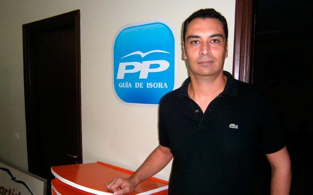 Carlos Álvarez - PP Guia de Isora