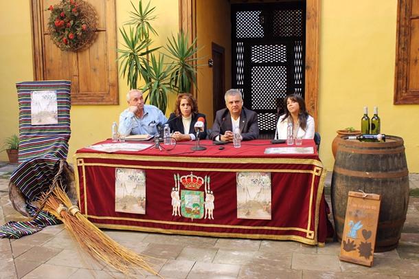 PRESENTACIÓN CARTEL Y ACTOS SAN ANDRES 2012 ICOD DE LOS VINOS