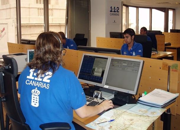 Centro Coordinador de Emergencias CECOES 1-1-2