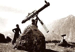 Charles Piazzi Smyth en la Montaña Guajara
