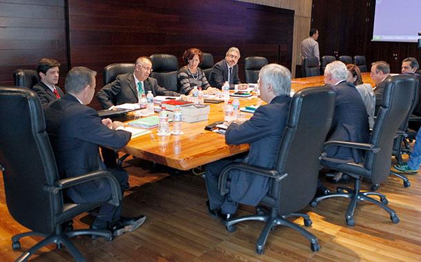 Consejo de Gobierno - Presupuestos Canarias 2013