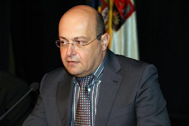 El fiscal coordinador de la Sección Territorial de Arona Ángel Joaquín García