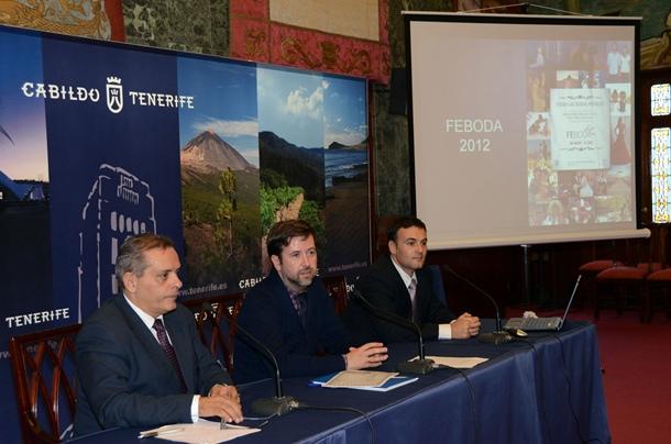PRESENTACIÓN DE FEBODA 2012 EFRAIN MEDINA CARLOS ALONSO RICARDO PALACIOS