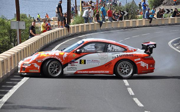 José Francisco Chicho Acosta (Porsche 911)