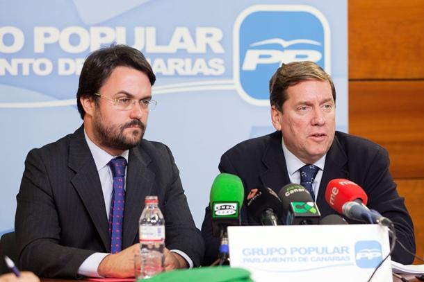 GABRIEL MATO Y ASIER ANTONA