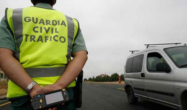 Detenidos cuatro menores por la muerte de un guardia civil en un control de tráfico