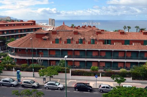 Hotel La Paz de Puerto de la Cruz MPP