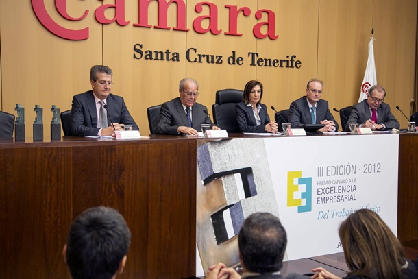 Premio Canario a la Excelencia Empresarial