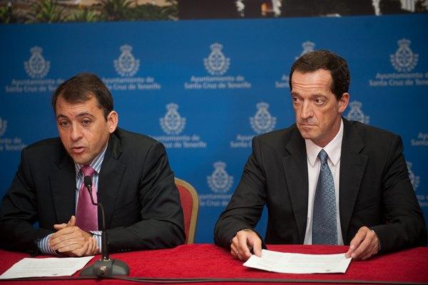 fp Acuerdo entre el Ayuntamiento y el Colegio de Abogados sobre hipotecas