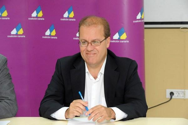 jg El concejal de Economía, Empresa y Empleo, Juan Antonio Alonso