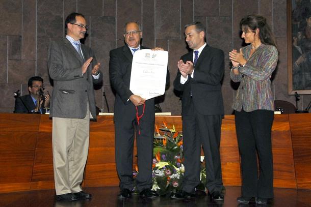 Certificado La Gomera Reserva de la Biosfera