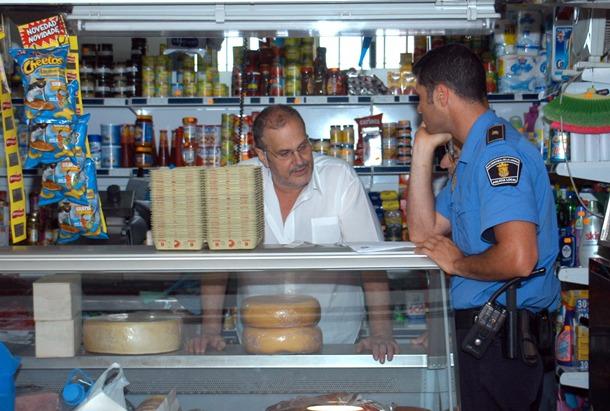 POLICIA LOCAL LA LAGUNA MERCADO LA LAGUNA SM