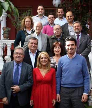 Presidentes del PP