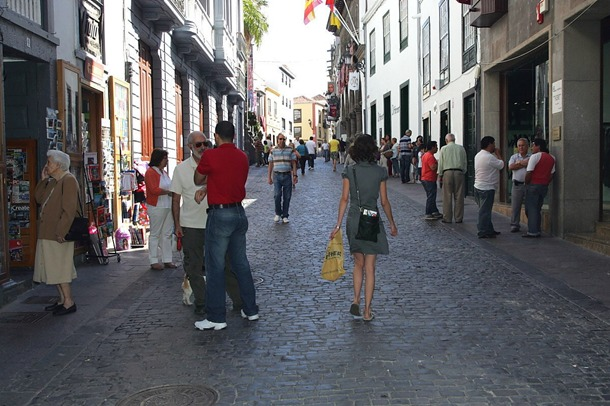 Calle Real Santa Cruz de La Palma