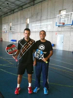 Sixto Hernandez y alvaro Gutierrez