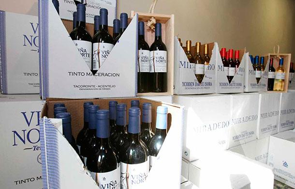 Vinos Tenerife Viña Norte