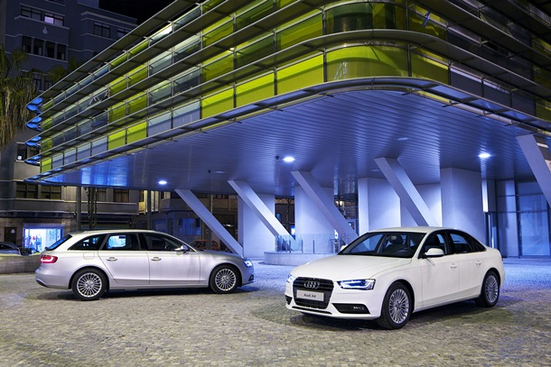 Audi Premium Week audi A4