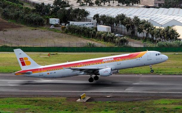 Iberia - Aeropuerto de Tenerife Norte Los Rodeos