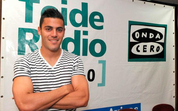 Bruno González Cabrera, defensa del CD Tenerife