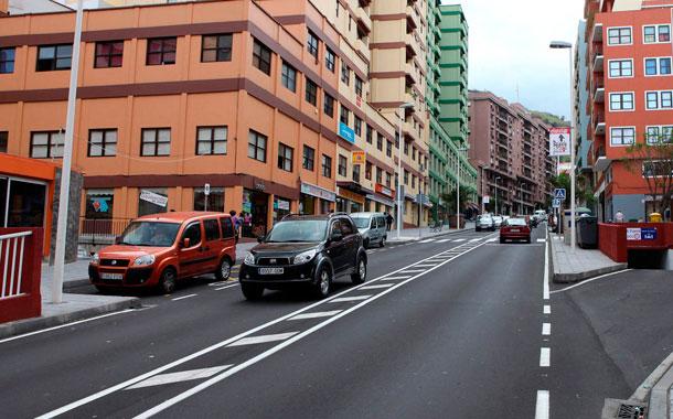 Calle Santa Cruz de La Palma