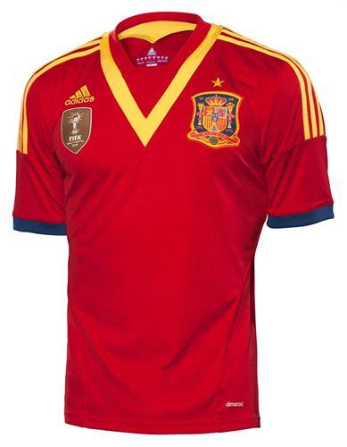 camisa selección Copa Confederaciones